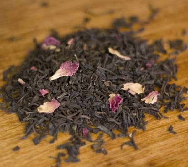 Black Rose tea