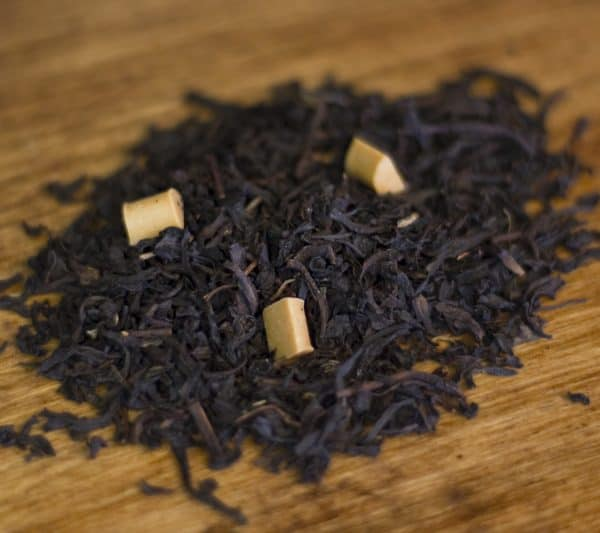 Caramel Creme black tea