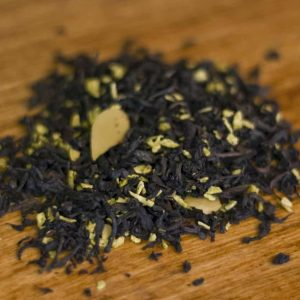 Coconut Almond black tea