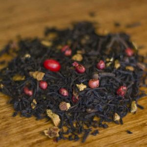 Hot Dam cinnamon black tea