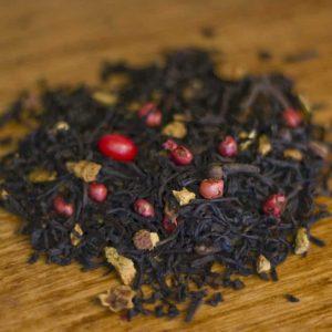 Hot Dam cinnamon black tea