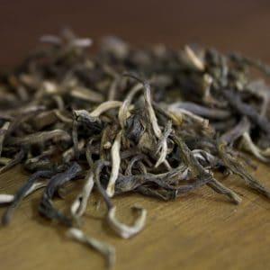 Rivermist Green tea leaves