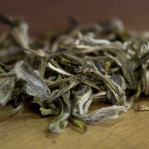 Snowbuds white tea leaves