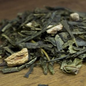 green tea ginseng