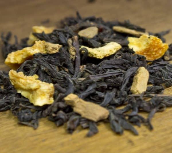 cinnamon orange black tea