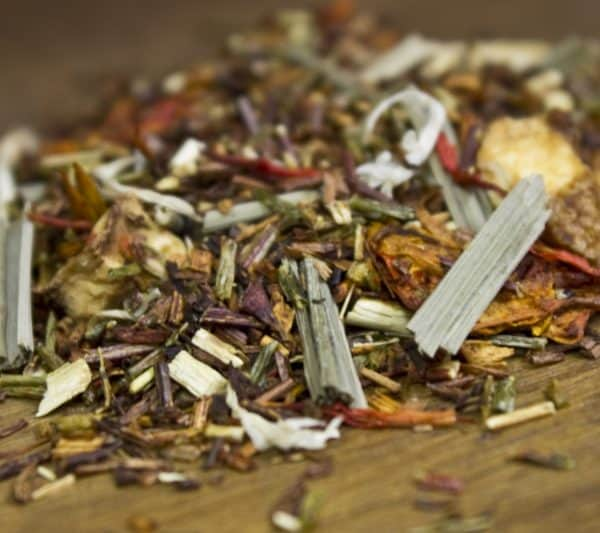 orange creamsicle rooibos