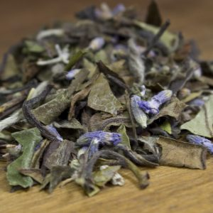 peppermint lavender white tea