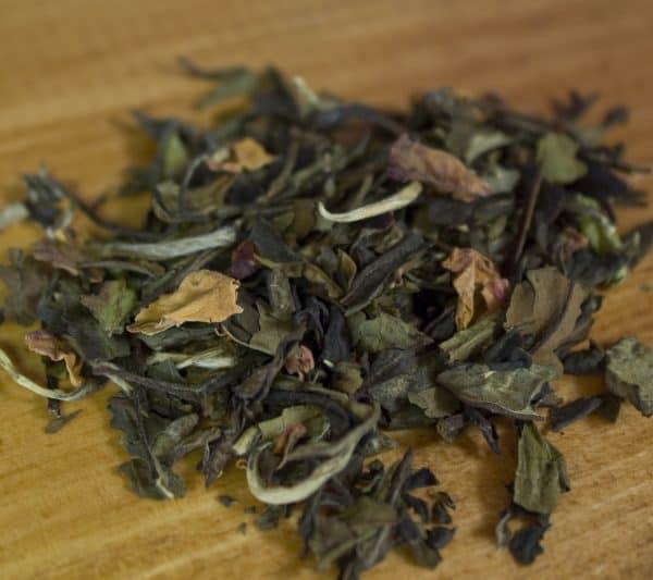 Beach Berry white tea