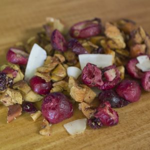 Cherokee Park fruit tea cherry coconut