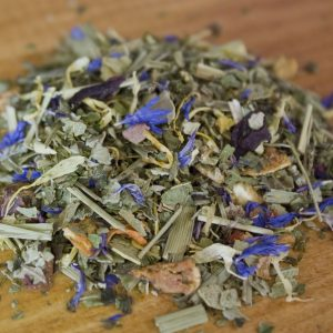 Harmony herbal tea leaves