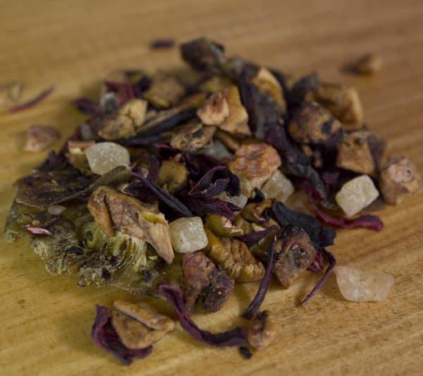 Kiwi Peach fruit tea