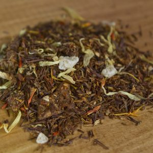Melon Apple Rooibos herbal tea