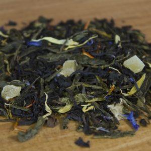 Passion Fruit tropical green black tea