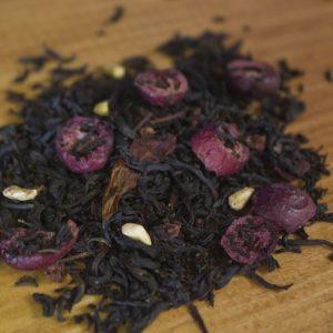 Razzle Dazzle raspberry cranberry black tea