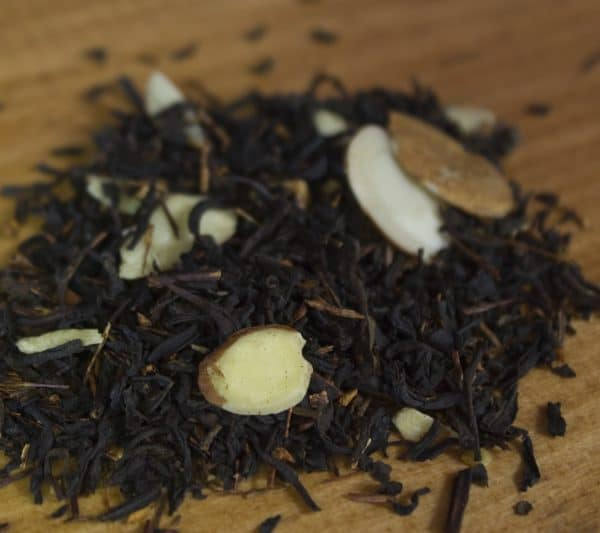 black tea chocolate almond toffee rooibos