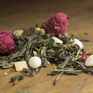 White Chocolate Raspberry tea