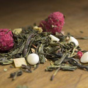 White Chocolate Raspberry tea