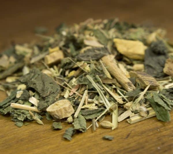allergies away herbal tea