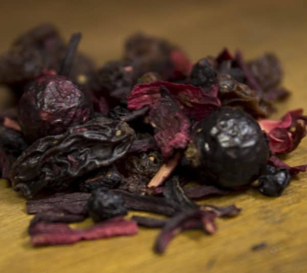 Hibiscus Berry fruit blend
