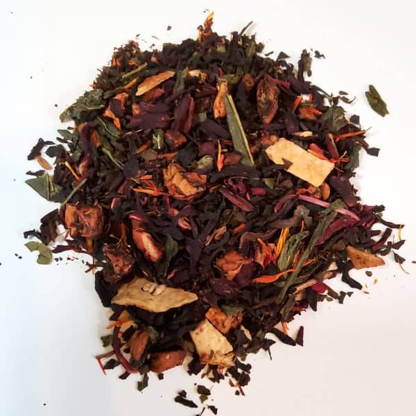 cherry cooler tea