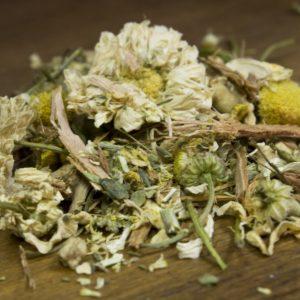 headache relief ginger tea