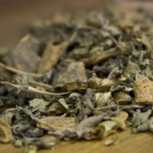 nicolette's oatmeal cookie cinnamon herbal tea