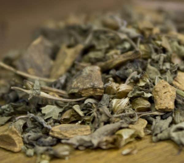 nicolette's oatmeal cookie cinnamon herbal tea