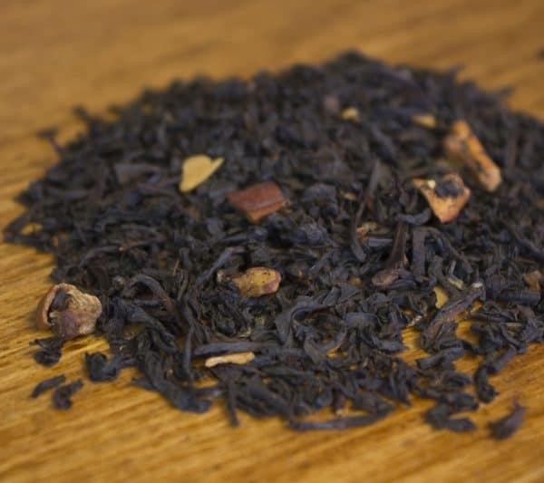 apple black tea spiced