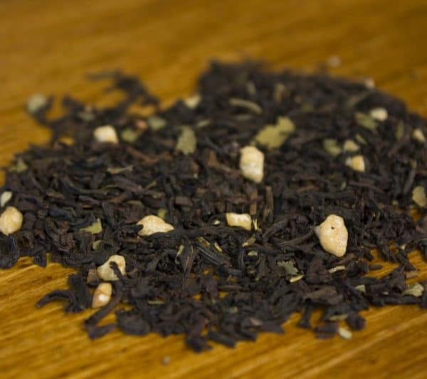 Blackberry maple black tea