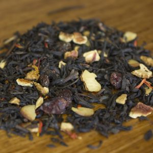 Christmas spiced black tea