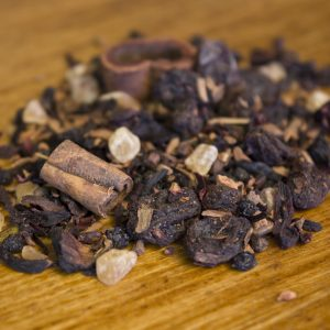 holiday herbal tea