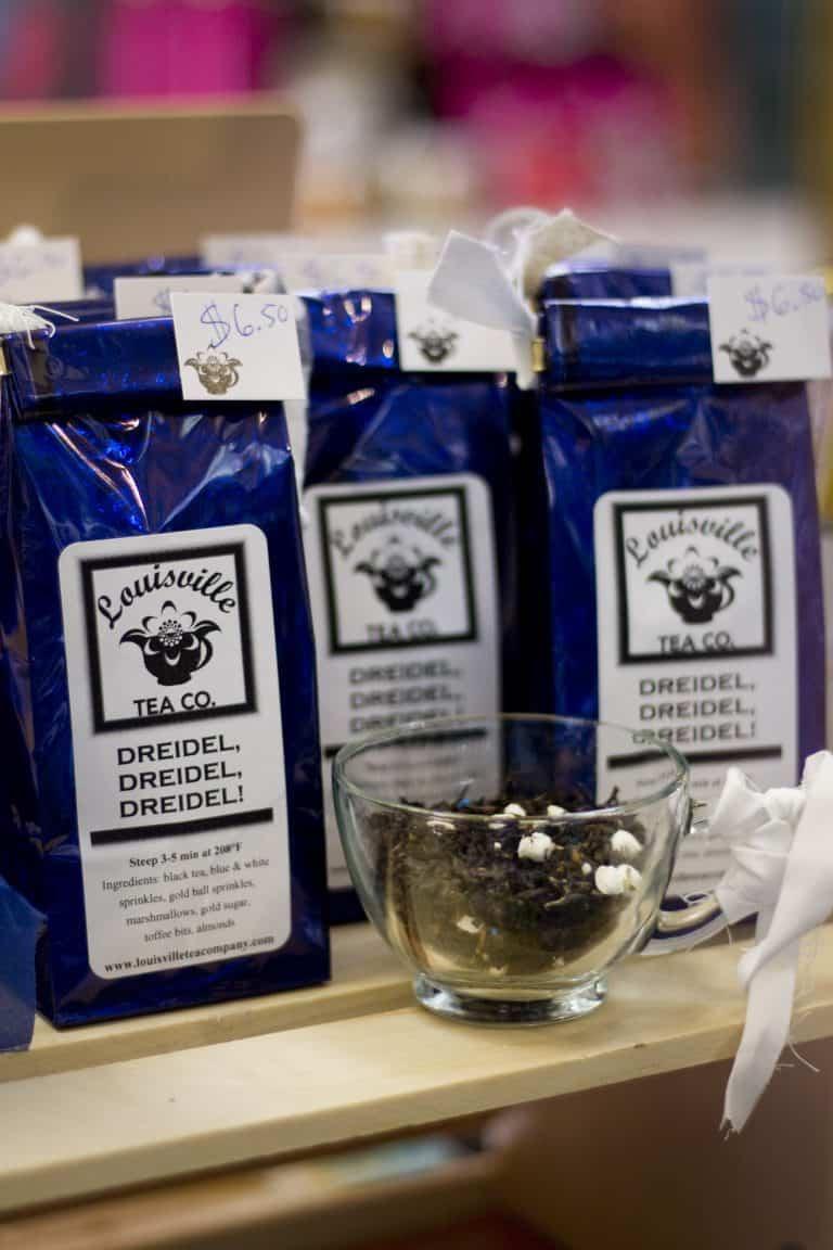 hanukkah tea