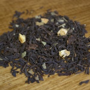 Raspberry Orange black tea