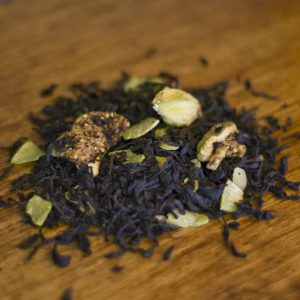 Coconut Fig black tea