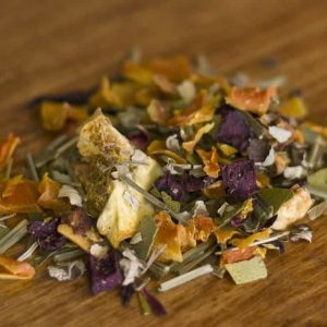 Grapefruit Orange herbal tea