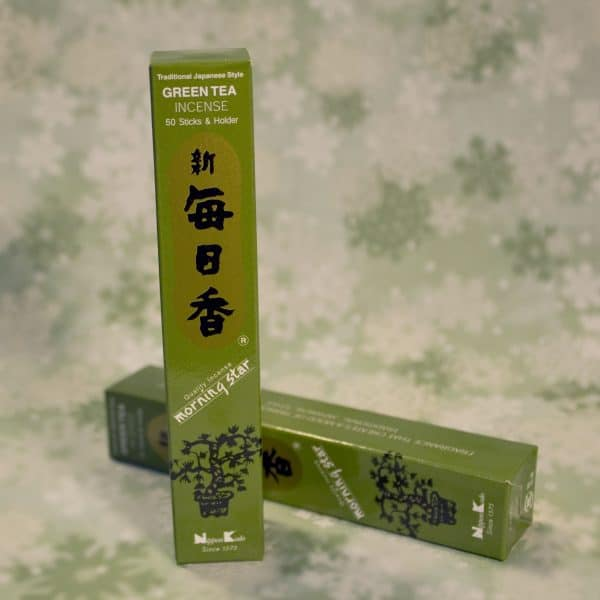 Green Tea Incense