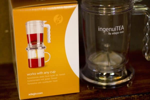 Ingenuitea tea infuser