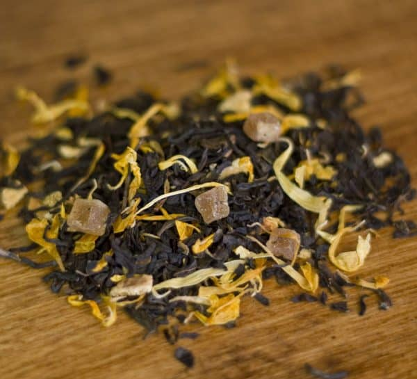 Key Lime black tea