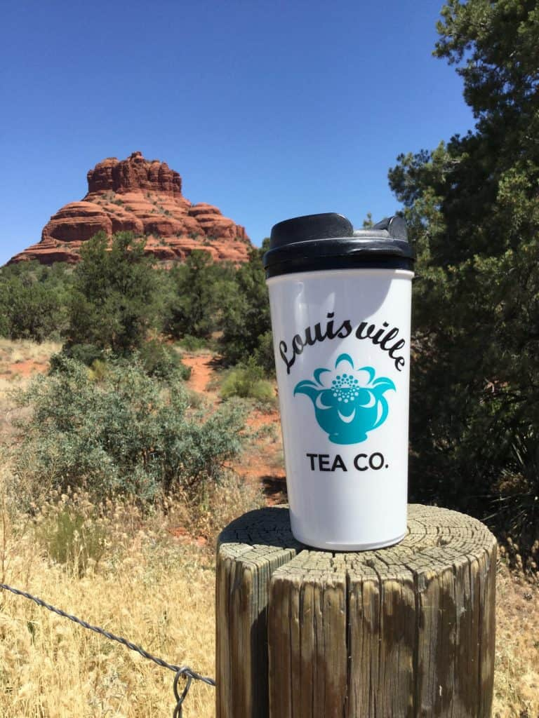Louisville tea mug sedona
