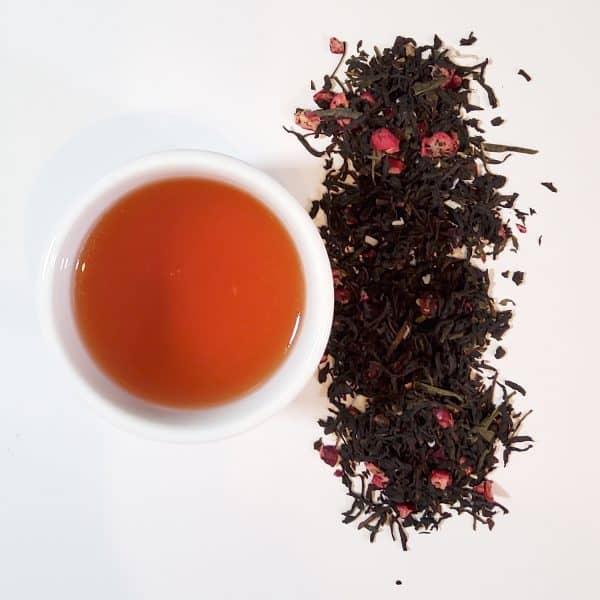 coral green tea