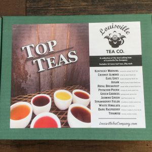 top teas loose leaf tea sampler box