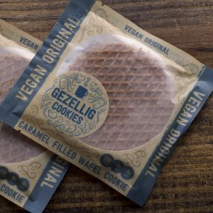 wafel cookie Stroopwafel