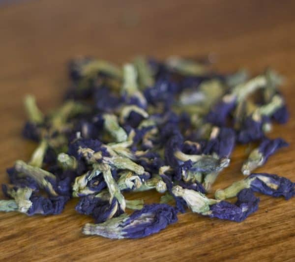 Butterfly Pea Blossom tea