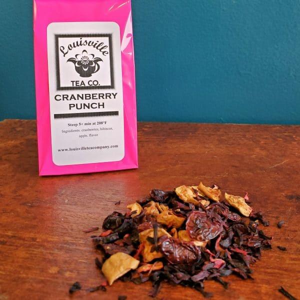 Cranberry Punch fruit tea