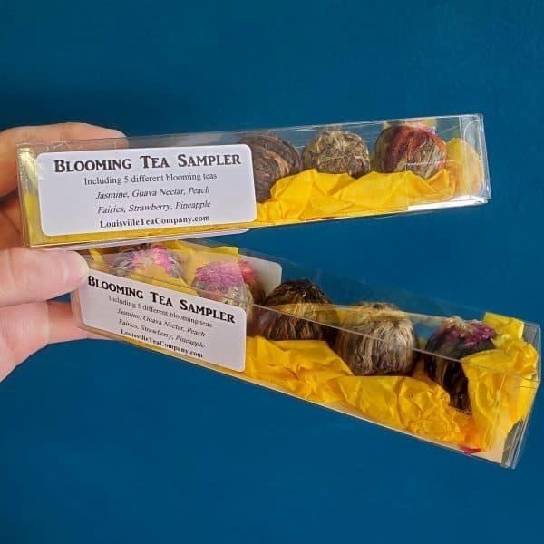 Blooming Tea Sampler
