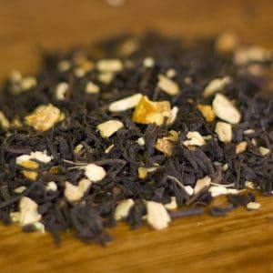Gentleman Ginger Loose Leaf Black tea
