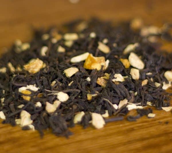 Gentleman Ginger Loose Leaf Black tea