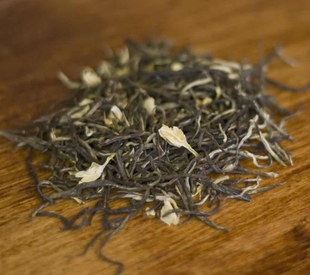 Jasmine Yin Hao Loose Leaf Green Tea