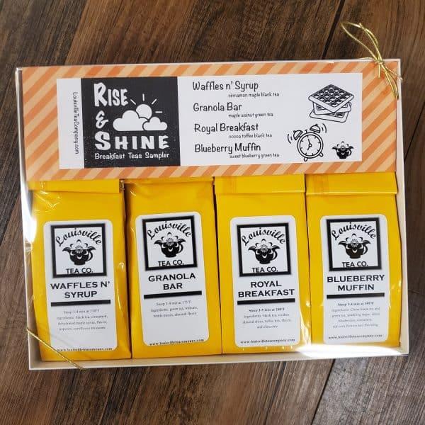 Rise & Shine Breakfast Sampler