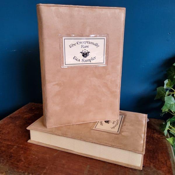 exceptionally Rare tea sampler book